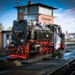 Harzquerbahn Nordhausen